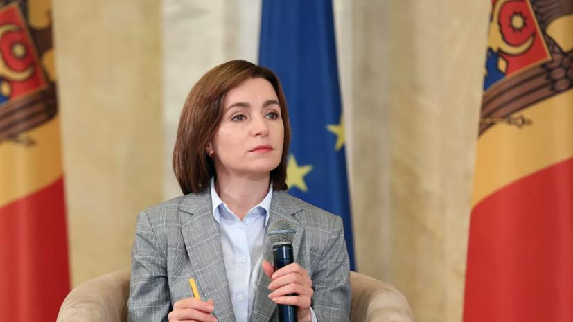 Президент Молдавии привилась от коронавируса вакциной AstraZeneca