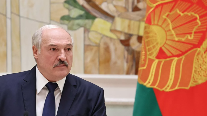 Лукашенко заявил о создании белорусской вакцины от коронавируса