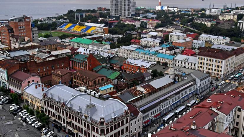 Во Владивостоке прокомментировали ситуацию с заменой флагов ко Дню Победы
