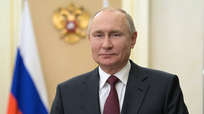 Путин поздравил лидеров и граждан иностранных государств с Днём Победы