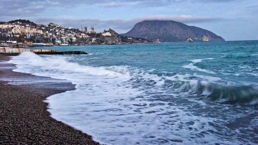 В МЧС предупредили об опасности формирования смерчей над Чёрным морем