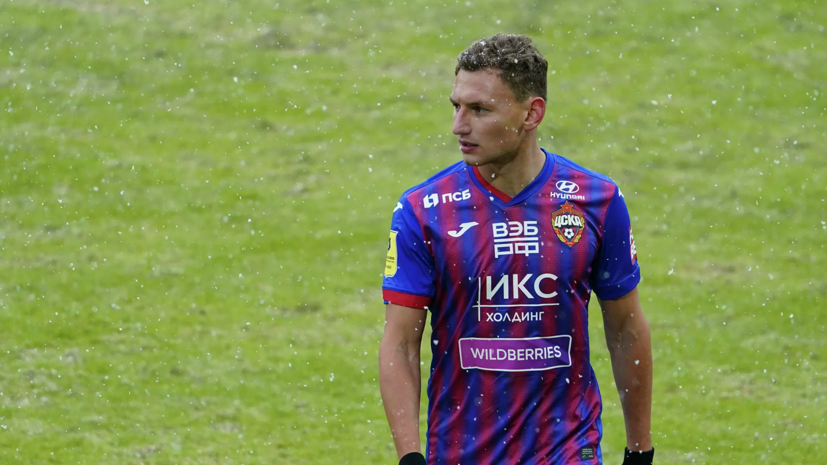 Чалов вывел ЦСКА вперёд в матче с «Краснодаром»