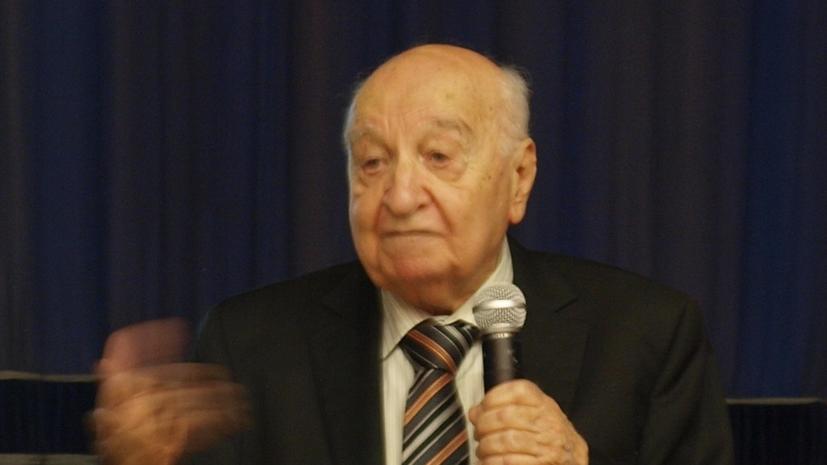 Умер народный учитель России Юрий Завельский