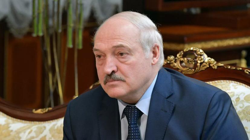 Лукашенко подписал декрет о защите конституционного строя Белоруссии