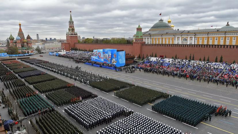 Путин объявил минуту молчания в память о павших в Великой Отечественной войне