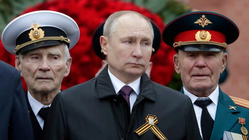 Песков объяснил слова Путина о «недобитых карателях»