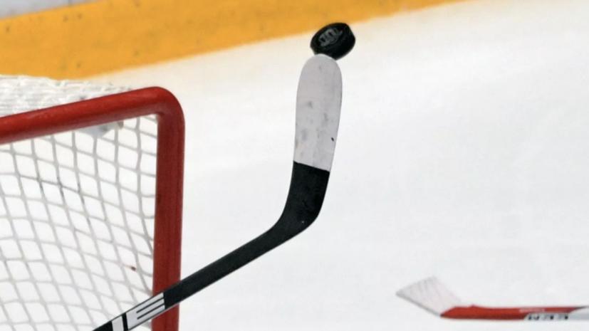 ФХР назвала состав сборной России на этап Еврохоккейтура в Чехии