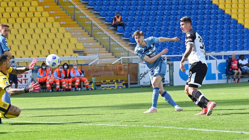 Миранчук прокомментировал свой гол в ворота «Пармы»