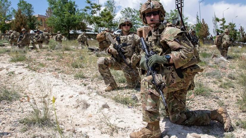 «Противодействие Москве и Пекину»: насколько вероятен перевод войск США из Афганистана в страны Центральной Азии0