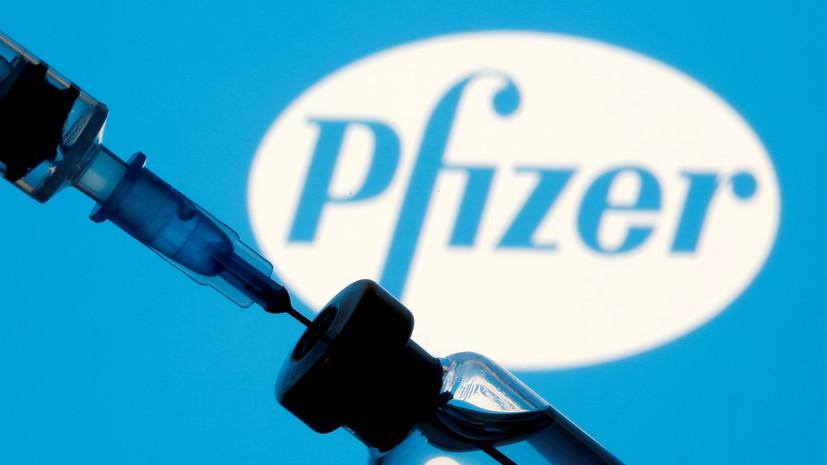 В Италии женщине по ошибке вкололи шесть доз вакцины Pfizer