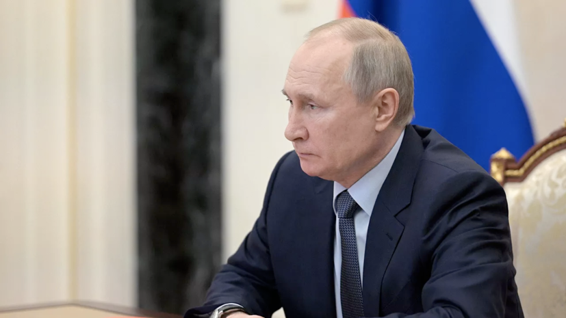 Путин рассказал об эффективности сделанной ему прививки от COVID-190