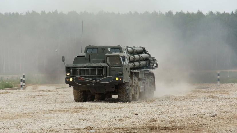 РИА Новости: «Торнадо-С» получит самонаводящиеся ракеты0