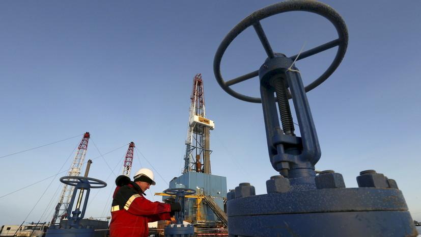 Мировые цены на нефть снижаются