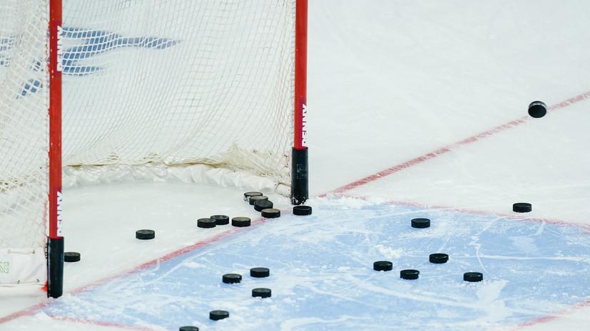 Плей-офф НХЛ начнётся 16 мая