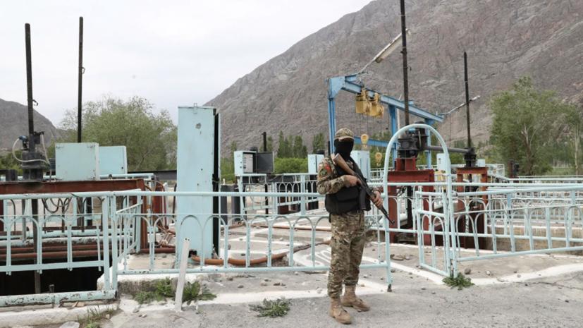 Ташкент предложил помощь в урегулировании на киргизско-таджикской границы