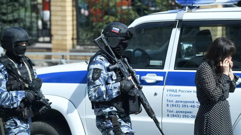 В Казани ограничили вход вучебные заведенияпосле стрельбы в школе
