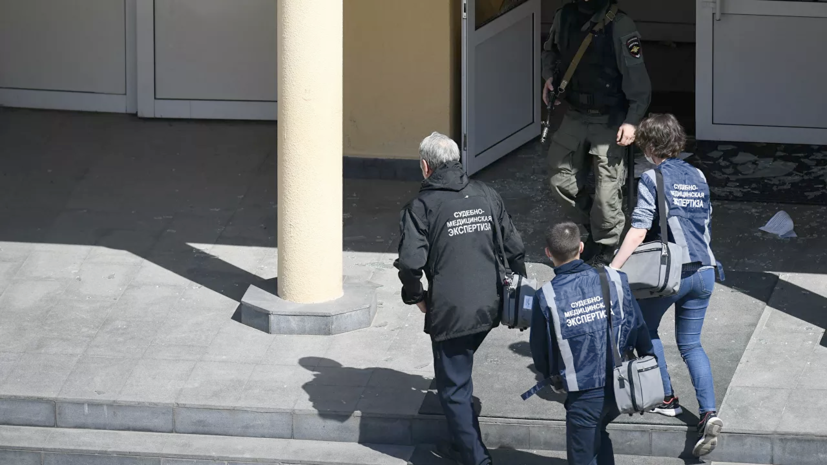 Шестеро детей из школы в Казани находятся в крайне тяжёлом состоянии