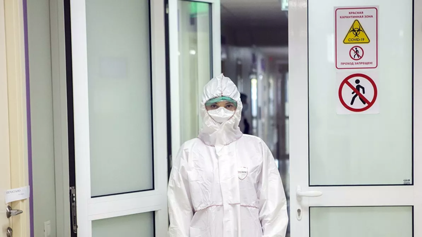 В Нижегородской области выявили 124 случая коронавируса за сутки