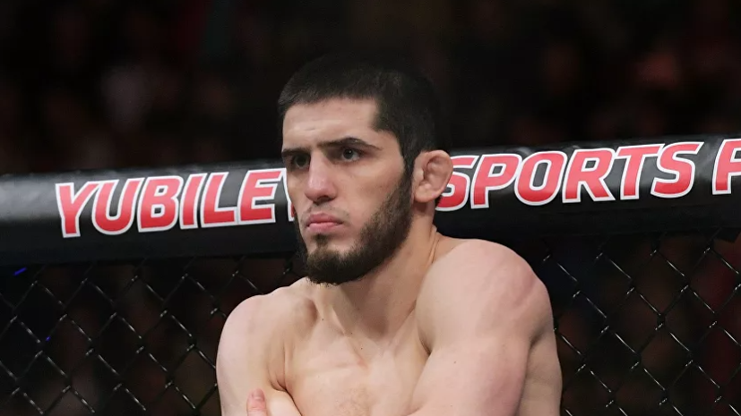 Махачев вошёл в топ-10 рейтинга UFC
