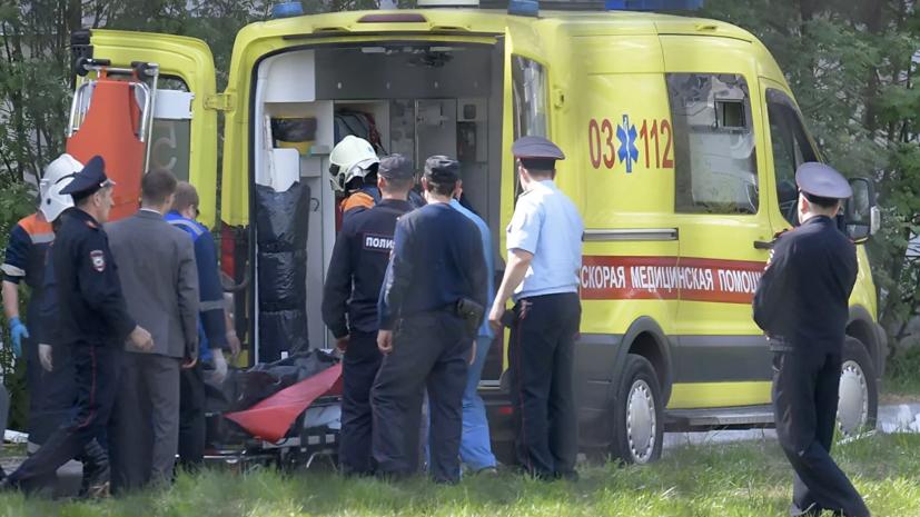 Мурашко и Кравцов вылетели в Казань из-за ЧП в школе
