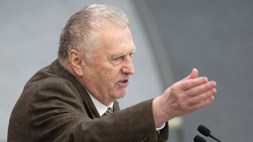 Жириновский прокомментировал ЧП в казанской школе