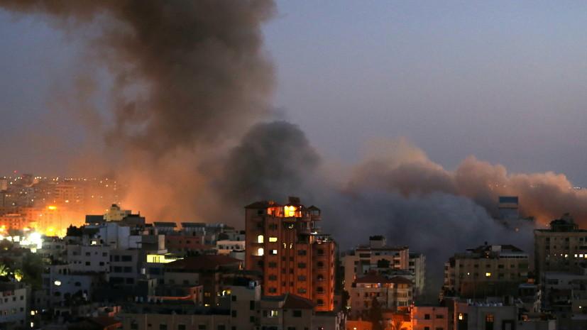 В секторе Газа число погибших из-за израильских ударов возросло до 30