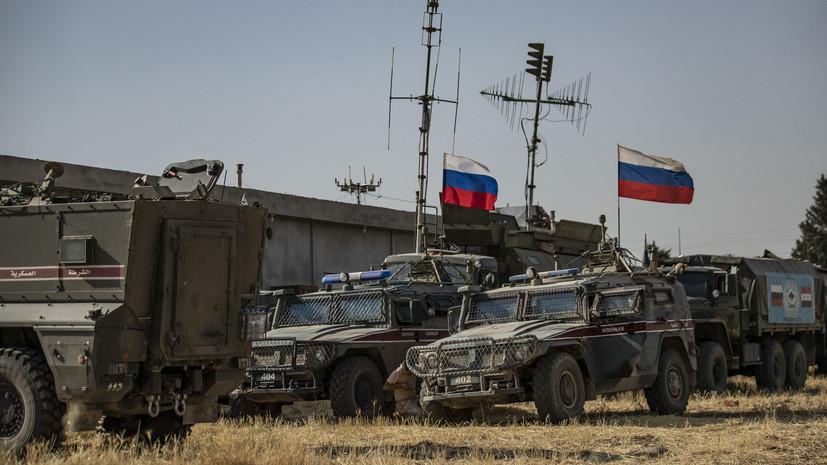 В Минобороны России рассказали о борьбе с терроризмом в Сирии0