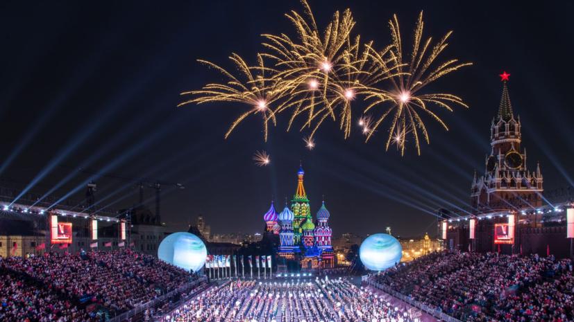 Руководитель дирекции фестиваля «Спасская башня» рассказал о подготовке к его открытию
