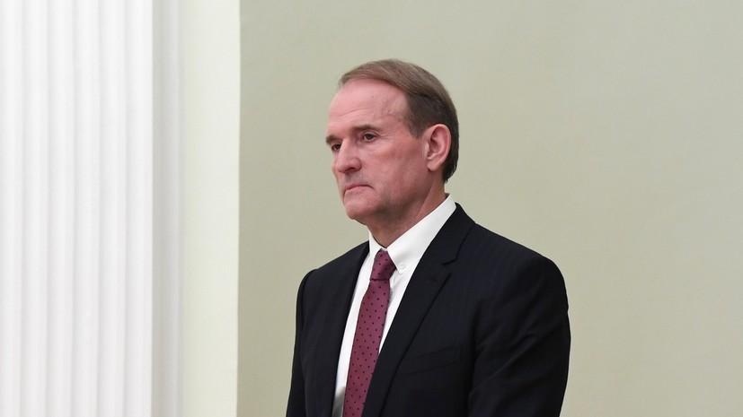 Адвокаты рассказали о планах Медведчука прийти в офис генпрокурора Украины