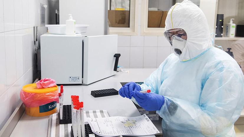 В Ростовской области за сутки выявлен 201 случай коронавируса