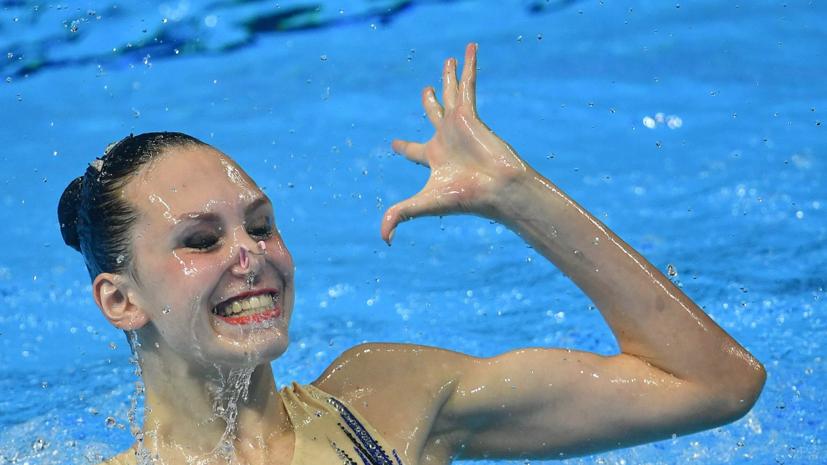 Субботина — об украинке Фединой: у неё потрясающие руки, поющие
