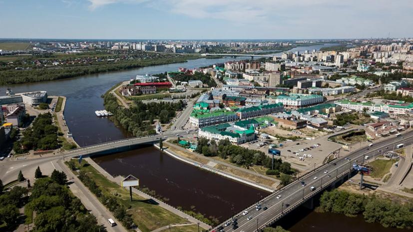 Синоптики предупредили о жаре до +31 ˚С в Омске