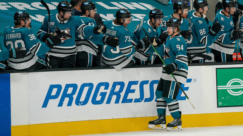 Барабанов продлил контракт с клубом НХЛ «Сан-Хосе»