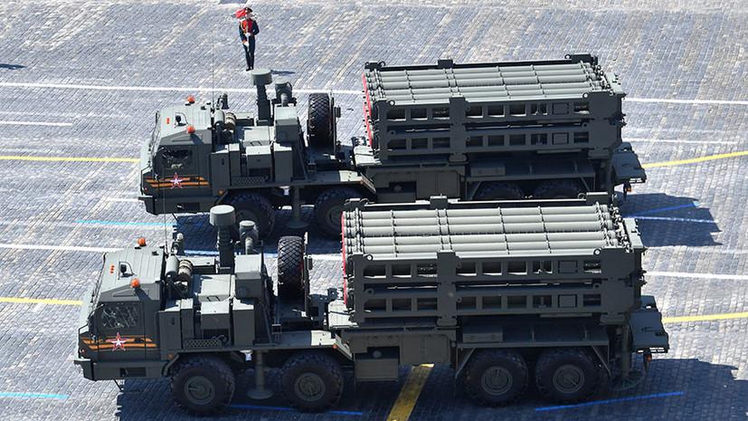 Непробиваемый «Витязь»: как новые ракетные системы С-350 усилят ПВО на южных рубежах России
