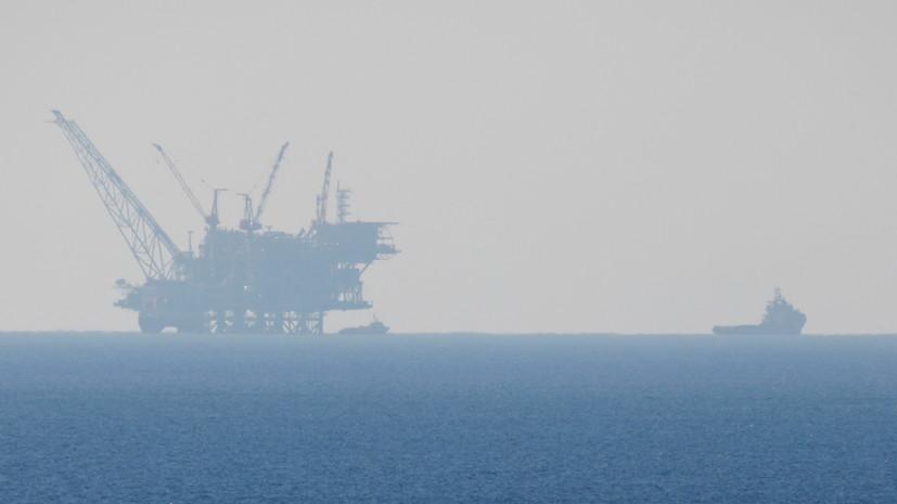В Chevron ожидают проблемы с поставками топлива