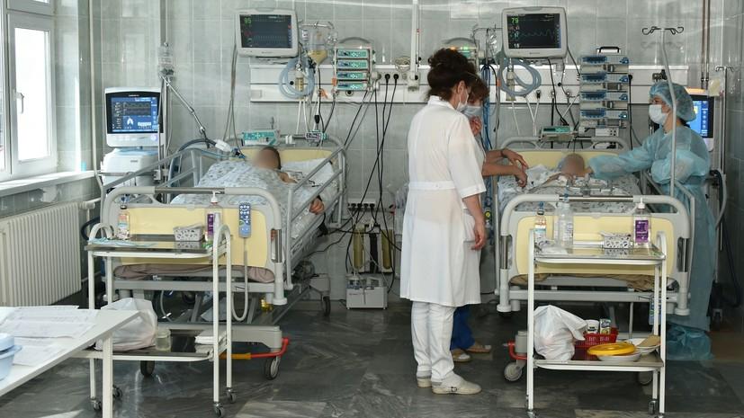 Состояние 14 пострадавших в Казани детей оценивается как стабильное