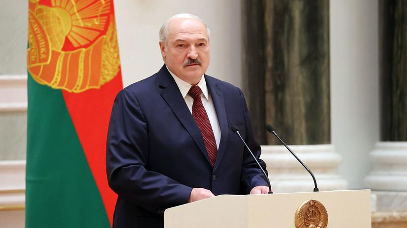 Лукашенко принял верительные грамоты нового посла России в Белоруссии