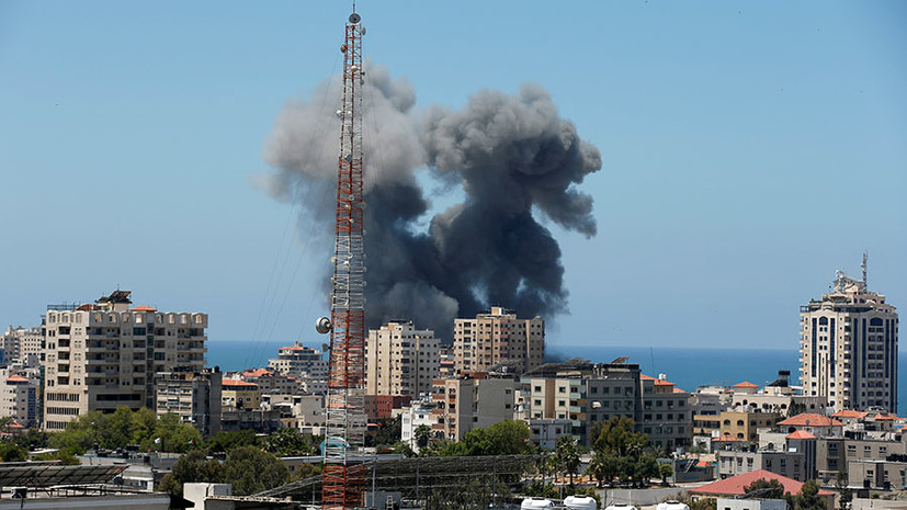 «Военные приготовления ведутся»: Израиль планирует наземную операцию в секторе Газа