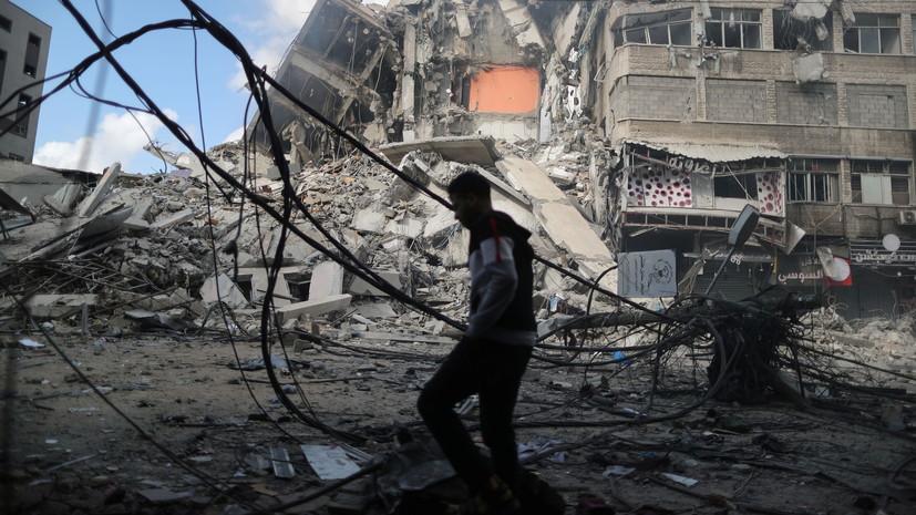 ХАМАС заявило о готовности продолжить наносить удары по Израилю