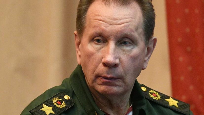 Золотов предложил вновь выдавать разрешения на оружие с 21 года