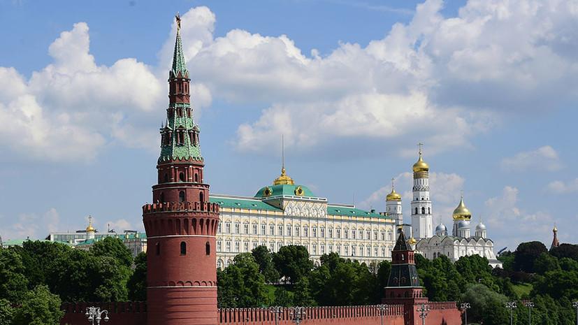 «Не планируем никого поглощать»: в Кремле оценили публикации о якобы намерениях России присоединить Донбасс