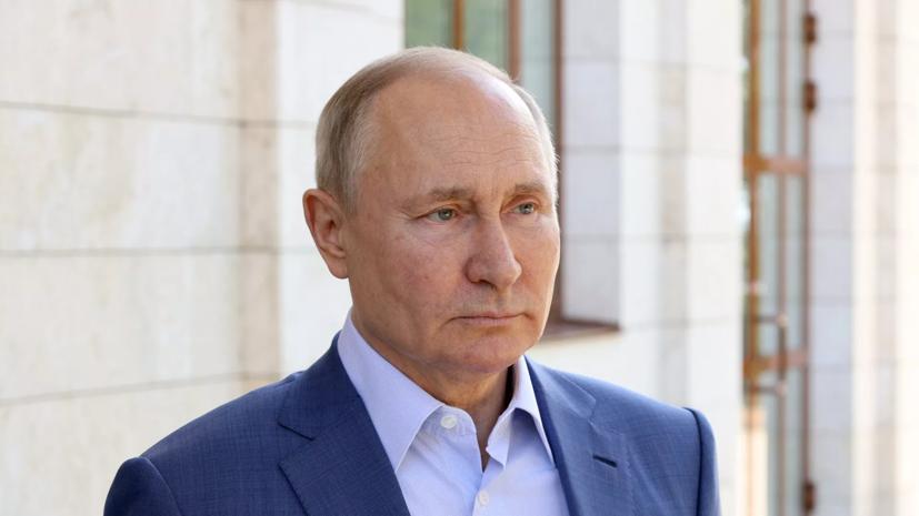 Путин попросил «пошире» посмотреть на поддержку пострадавших в Казани семей