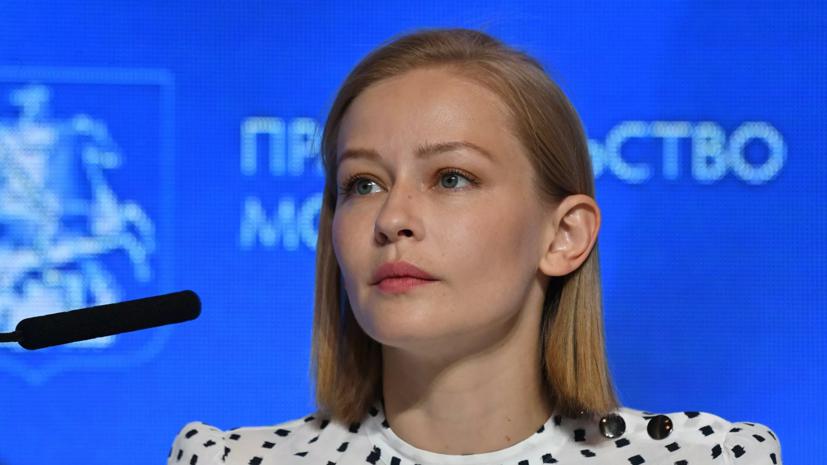 Юлия Пересильд отправится на МКС для съёмок фильма «Вызов»