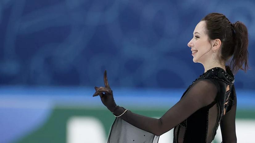 Слуцкая считает, что Туктамышева достойна попадания на ОИ-2022