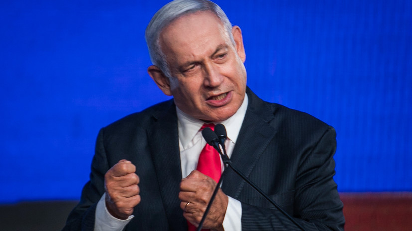 Нетаньяху заявил, что операция в секторе Газа продлится «сколько потребуется»