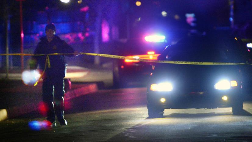 В США в штате Род-Айленд при перестрелке пострадали девять человек
