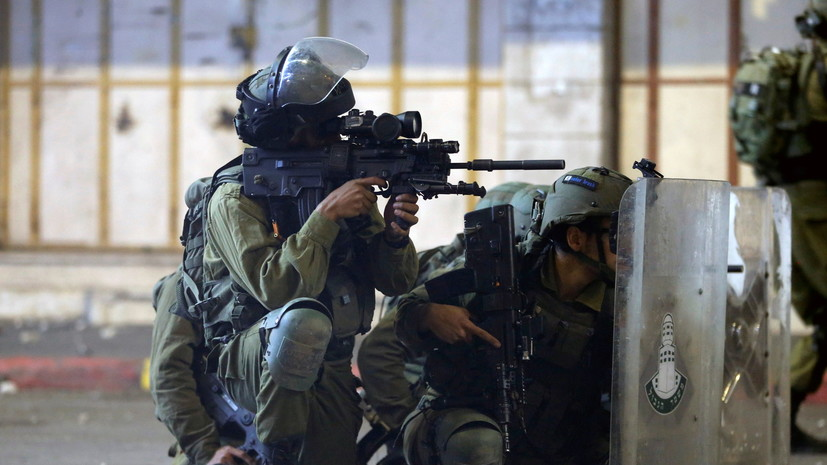 В Израиле опровергли информацию о начале вторжения в сектор Газа