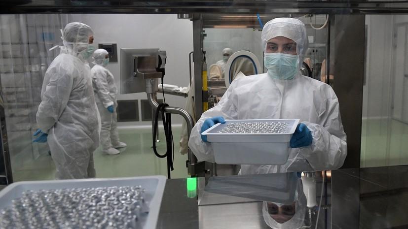Суточный максимум с 20 марта: в России выявлено 9462 новых случая коронавируса