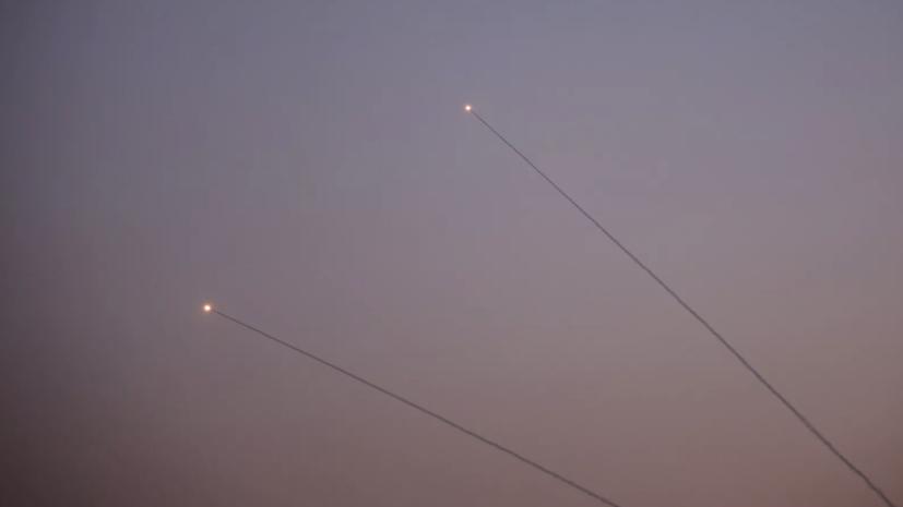 Израиль нанёс удары по туннелю ХАМАС