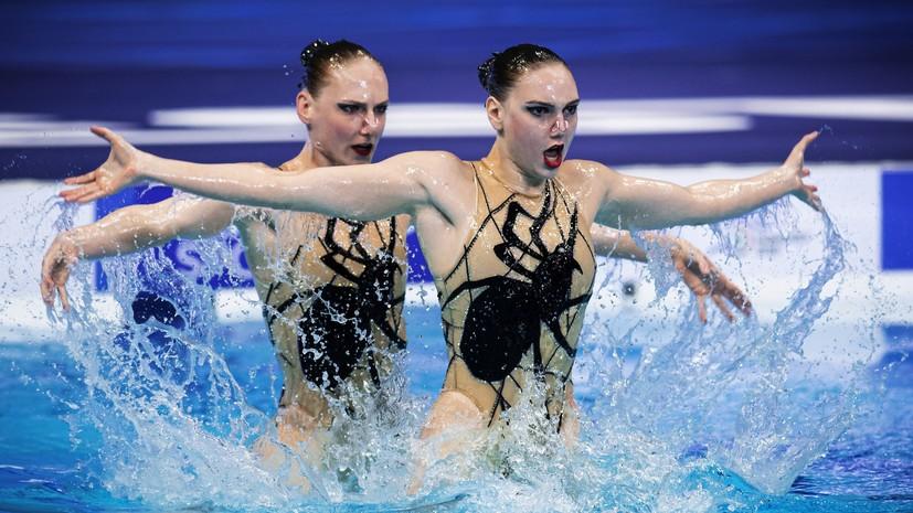 Российские синхронисты и прыгуны в воду выиграли ещё по два золота на ЧЕ
